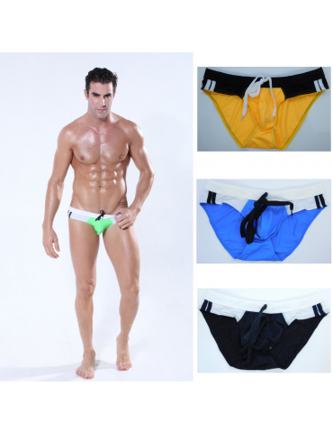 BAÑADOR TIPO TANGA (SWIM BRIEF)